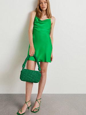 Gina Tricot Siri mini cowlneck dress