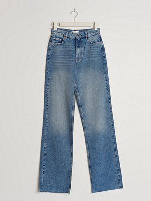 Gina Tricot Idun tall straight jeans