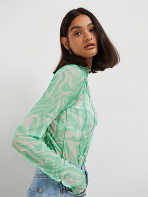 Gina Tricot Rebecca mesh top
