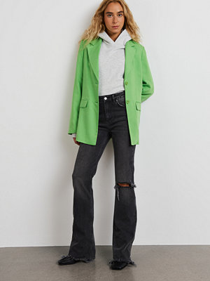 Gina Tricot Full length flare jeans