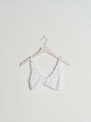 Gina Tricot Eva cotton top