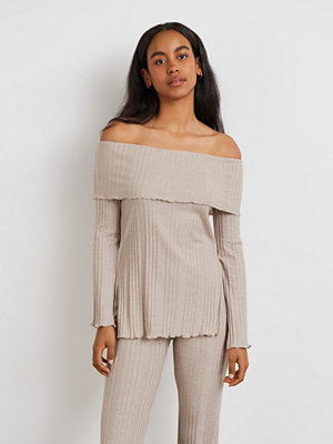 Gina Tricot Irma off shoulder top