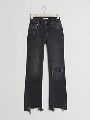 Gina Tricot Full length petite flare jeans