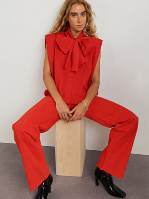 Gina Tricot Kerstin tie blouse