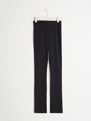 Gina Tricot byxor Pia PETITE high waist trousers
