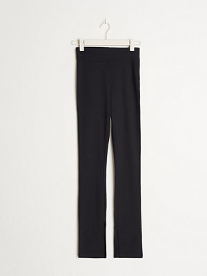 Gina Tricot byxor Pia TALL high waist trousers