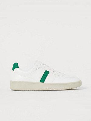 H&M Sneakers grön
