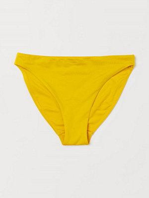 H&M Bikinitrosa High leg gul