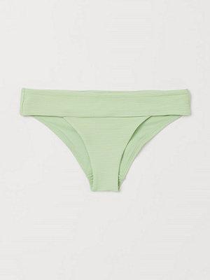 H&M Bikinitanga grön