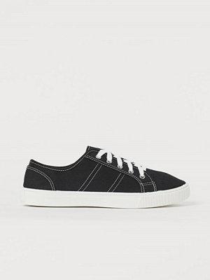 H&M Sneakers svart
