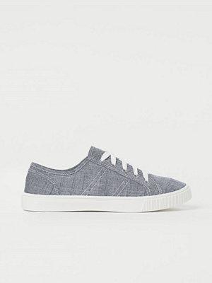 H&M Sneakers blå