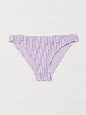 H&M Bikinitrosa lila