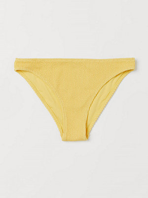 H&M Bikinitrosa gul