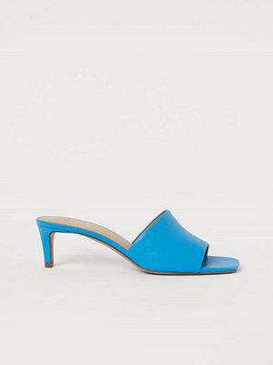 H&M Sandaletter blå
