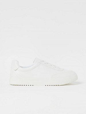 H&M Sneakers vit