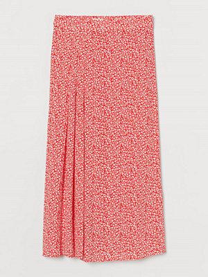 Kjolar - H&M Mönstrad kjol orange