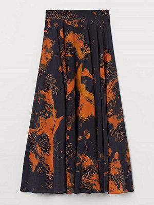 Kjolar - H&M Cirkelskuren kjol blå