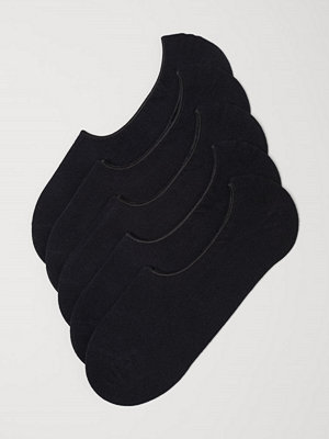 Strumpor - H&M 5-pack sneakersstrumpor svart
