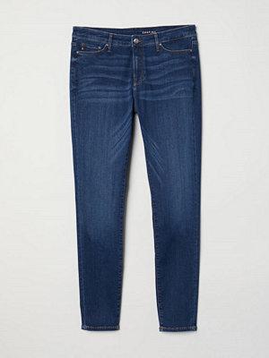 H&M H & M+ Shaping Skinny Jeans blå