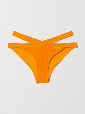 H&M Cheeky bikinitrosa orange