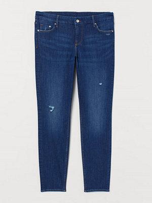 H&M H & M+ Skinny Jeans blå