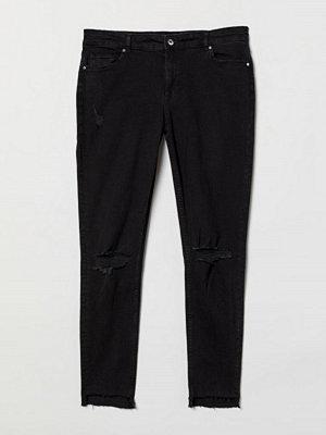 H&M H & M+ Super Skinny Jeans grå