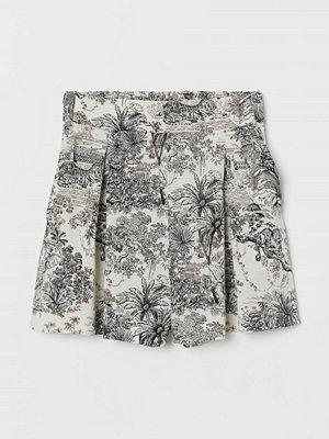 H&M Vida shorts vit