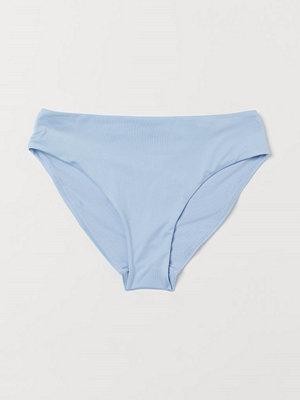 H&M Bikinitrosa blå