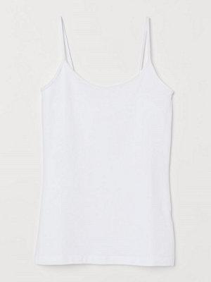 H&M Trikålinne vit