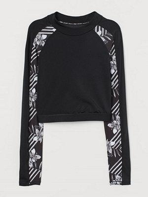 H&M Simtopp svart
