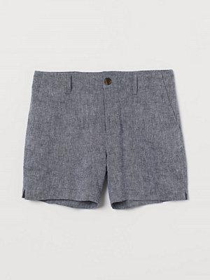 Shorts & kortbyxor - H&M Korta chinosshorts blå