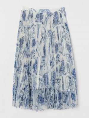 Kjolar - H&M Plisserad kjol vit