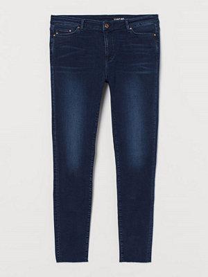 Jeans - H&M H & M+ Shaping Skinny Jeans blå