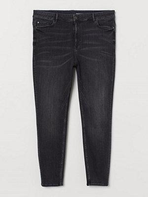 Jeans - H&M H & M+ Shaping Skinny Jeans svart