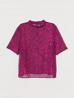 H&M Kort blus rosa