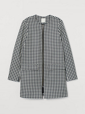 H&M Kort kappa svart