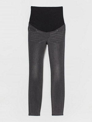 H&M MAMA Super Skinny Jeans grå