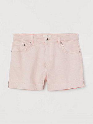 H&M Jeansshorts rosa