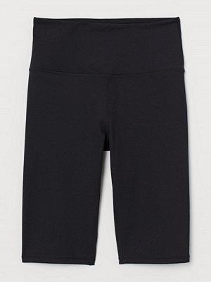 Shorts & kortbyxor - H&M Cykelbyxa svart