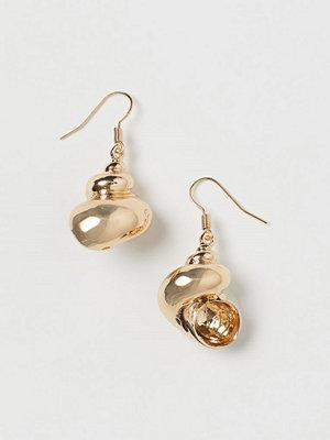 H&M Örhängen guld