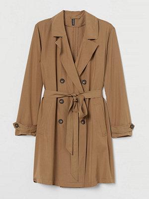 H&M H & M+ Lätt trenchcoat beige