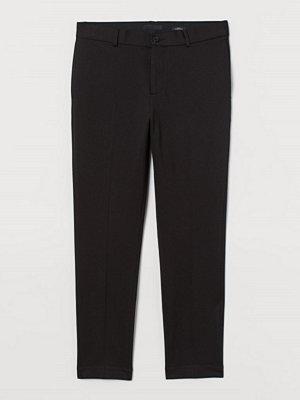 H&M Kostymbyxa Slim Fit svart