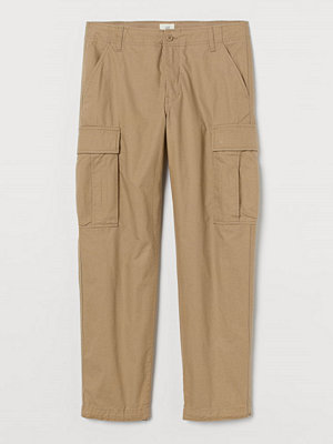 H&M Cargobyxa Regular Fit beige