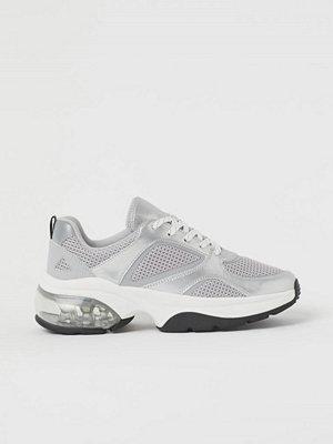 H&M Sneakers grå