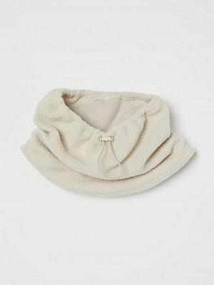 Halsdukar & scarves - H&M Tubhalsduk i fleece beige
