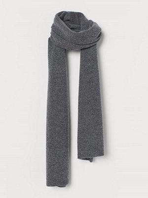 Halsdukar & scarves - H&M Halsduk i kashmirmix grå