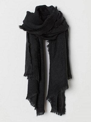 Halsdukar & scarves - H&M Lurvig scarf svart