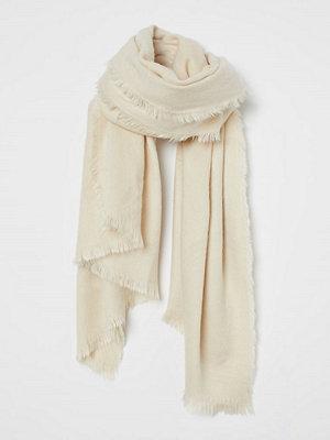 H&M Lurvig scarf beige
