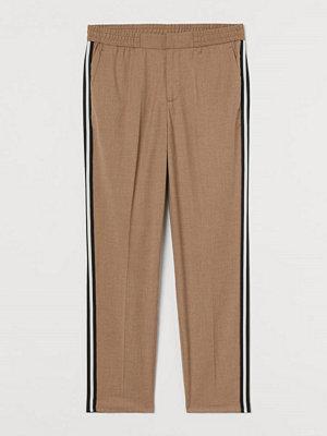 H&M Byxa Slim Fit beige