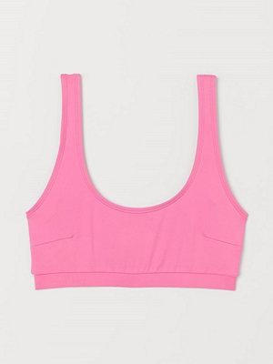 H&M Bikinitopp rosa